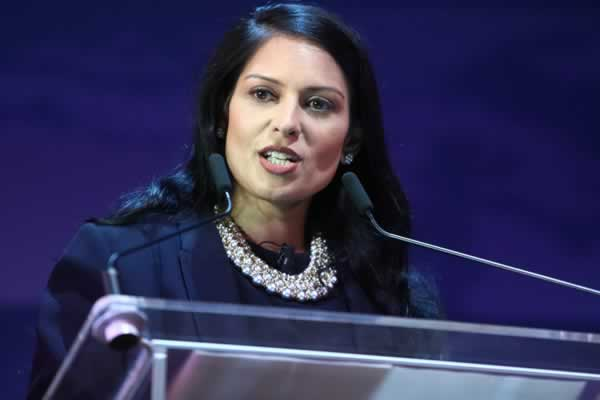 Priti Patel seeking assurances on Great Eastern Main Line