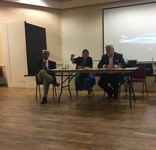 Priti Patel MP working with the community to secure improvements and changes to Witham Station development