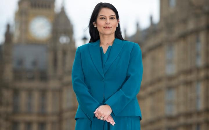 Statement from Priti on UK-EU Political Declaration