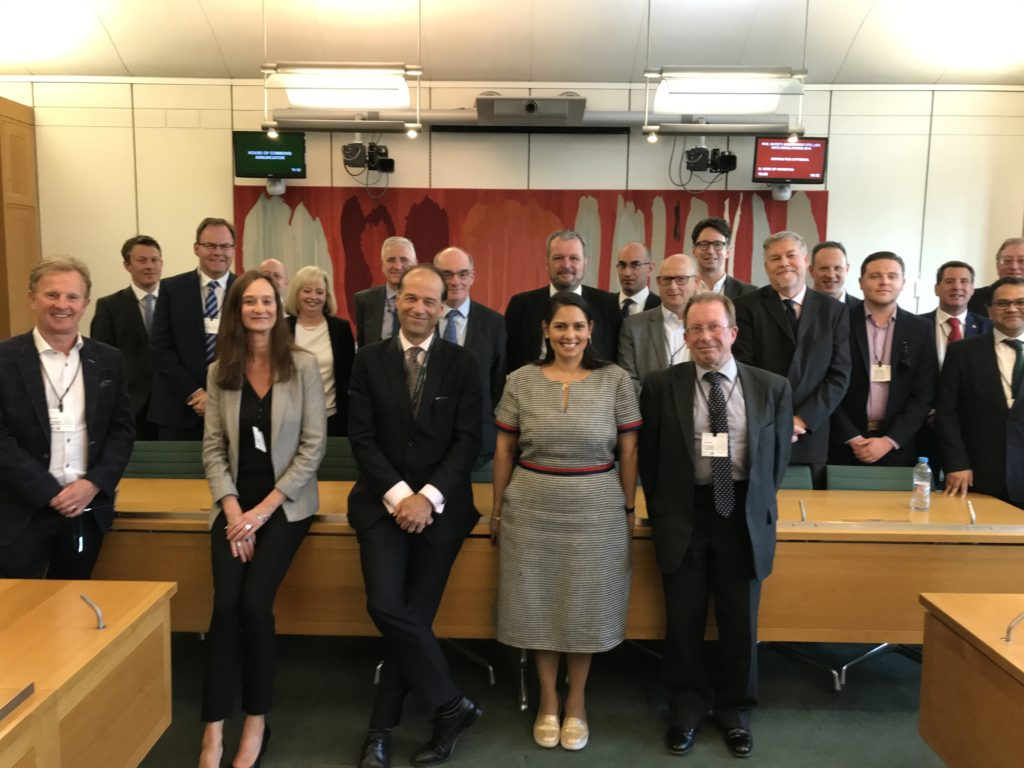 International Trade Minister meets with Essex businesses at Parliamentary Forum