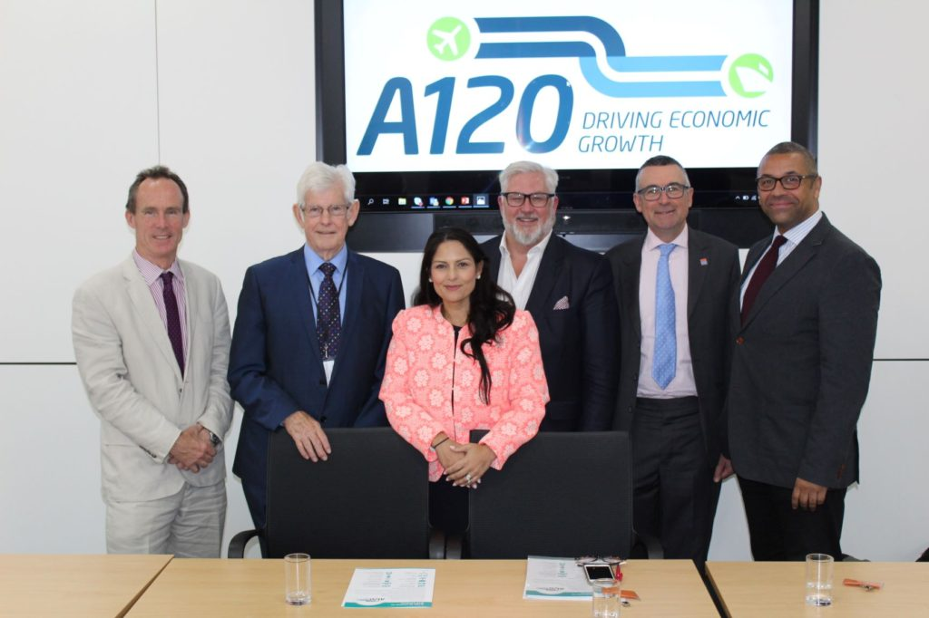 A120 A12 working group