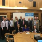 The A120 campaign board at their meeting on 11th July