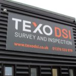 The Texo building on the Stepfield Industrial Estate in Witham