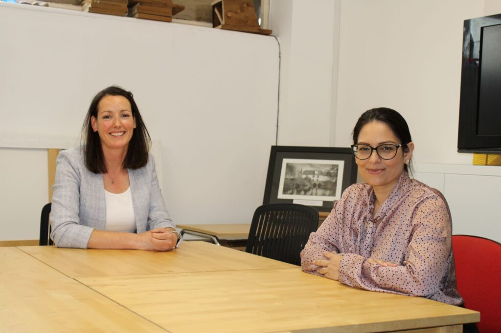 Priti Meets up with CHP housing association to hear all about their work in Witham
